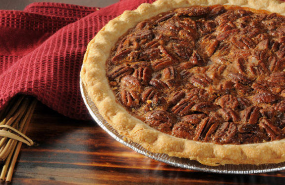 Budder Pecan Pie