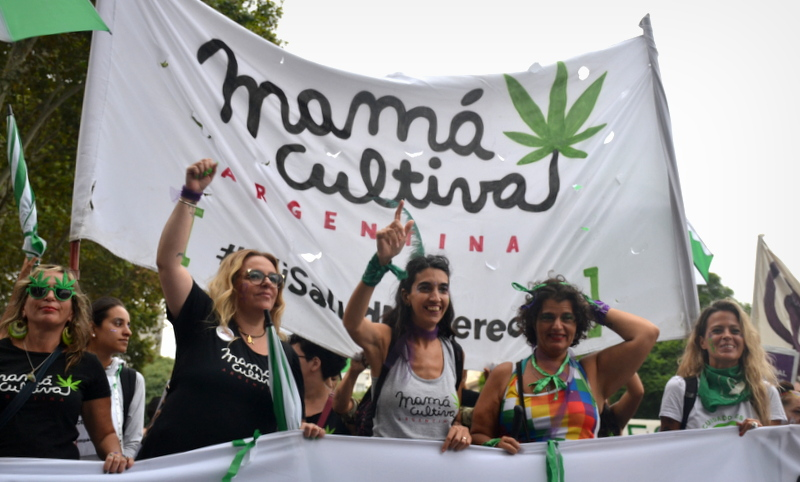 Argentina Cannabis Mothers